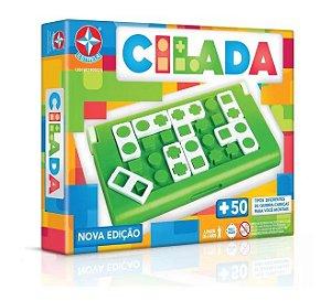 Jogo de estratégia Cilada para 1 jogador Estrela