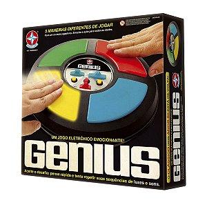 Genius Estrela - Jogo de sequência -