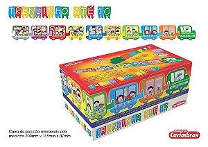 Trenzinho com 10 peças - Carimbras