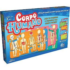 Jogo Corpo Humano Perguntas - Pais E Filhos