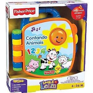 Livrinhos De Aprender E Brincar - Contando Animais - Fisher-Price