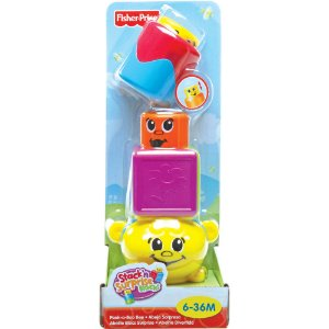 Blocos Divertidos Sortidos - Fisher-Price