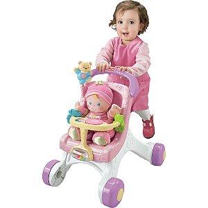 Meu Primeiro Carrinho De Bebê - Fisher-Price