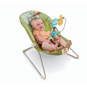 Cadeira Diversão No Bosque  - Fisher-Price