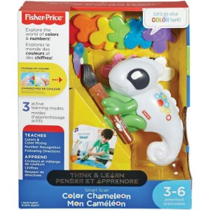 Camaleão Das Cores - Fisher-Price