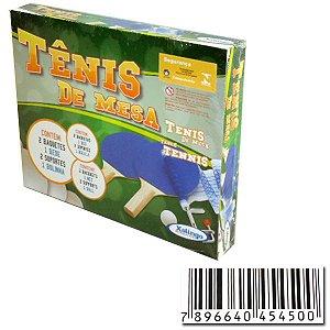 Tenis De Mesa C/ 2raq.Bola/Rede Ping Pong - Xalingo