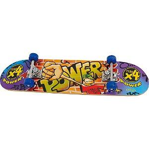 Skate Power C/Lixa - Xalingo