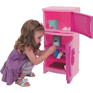 Refrigerador Duplex C/Som Princesa Disney - Xalingo
