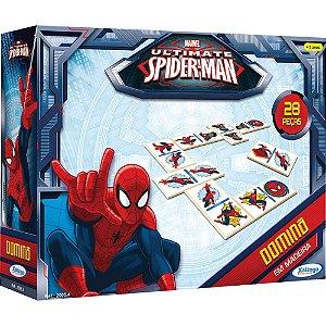Jogo Dominó Spider-Man 28 Peças - Xalingo