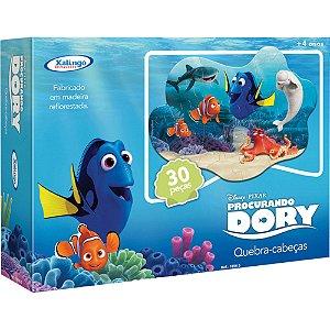 Quebra-Cabeça Procurando Dory 30 peças - Xalingo