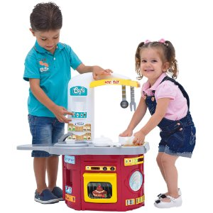 Brinquedo Cozinha Infantil Mini Chef - Xalingo