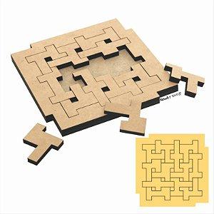 Jogo De Desafio De Encaixe Mod. 06 - NewArt Toys
