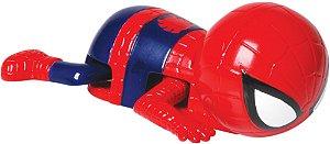 Boneco e Personagem Spider-Man Wall Walker Desliza Candide