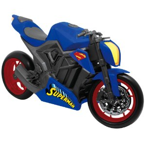 Liga Da Justica Moto Hero Candide