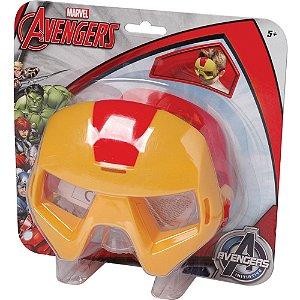 Máscara de Natação - Marvel - Iron Man - Candide