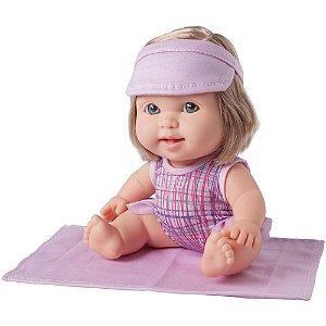 Boneca Best Doll Praia Com Acessórios Candide