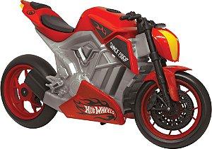 Moto Fire Road Hot Wheels Roda Livre - Candide