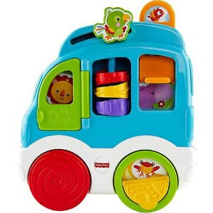 Fisher Price Novo Sons Divertidos Carrinho