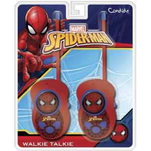Walkie talkie Spider-Man Candide