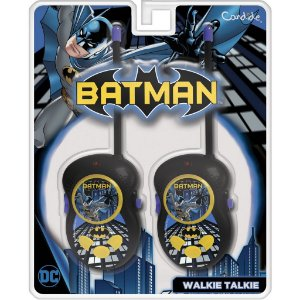 Walkie talkie Do Batman Candide