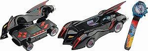 Mini Game Batman C/ Relógio Digital Candide