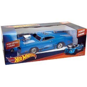 Veículo De Controle Remoto - Hot Wheels - Power Engine - Candide