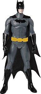 Boneco Articulado com Mecanismos - 35 cm - DC Comics - Liga da Justiça - Batman - Candide