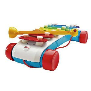 Fisher Price Novo Xilofone Mattel