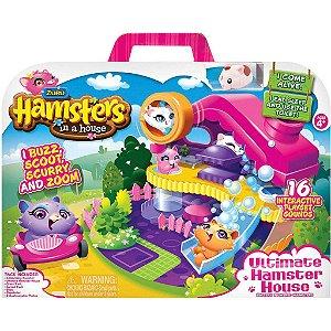 Mansão Hamster Candide Com Som/Acess - Candide