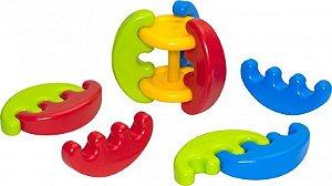Brinquedo Para Bebê Baby Gomos Sortidos - MercoToys