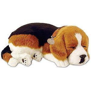 Filhote Perfect Petzzz Cachorro Beagle Dorminhoco Pelúcia