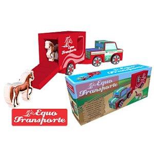 Caminhão Equo Transportes - Carimbras
