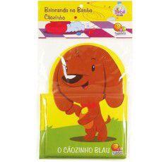 BRINCANDO NO BANHO: O CAOZINHO BLAU
