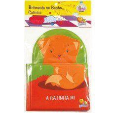BRINCANDO NO BANHO: GATINHA MI