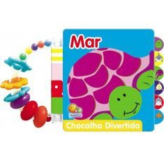 LIVRO CHOCALHO DIVERTIDO - MAR