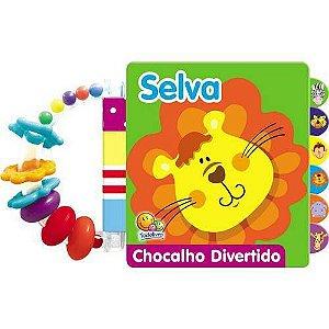 LIVRO CHOCALHO DIVERTIDO - SELVA