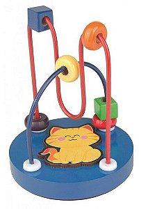 Brinquedo Pedagógico Aramado Mini Gato