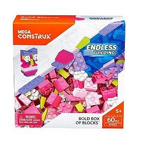 Mega Bloks Caixa De Blocos Pequena Mattel Modelo Coruja