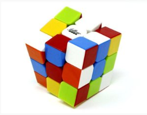 Cubo Mágico Profissional - Fellow Cube Color