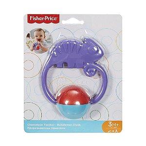 Fisher-Price Mordedor Camaleao - Mattel