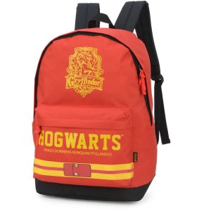 Mochila Escolar HARRY POTTER GD 1Bolso VERM.