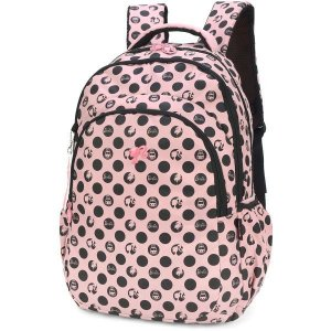 Mochila Escolar BARBIE GD P/NOTE Rosa