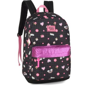 Mochila Escolar UP4YOU BY MAISA GD 1Bolso PRET