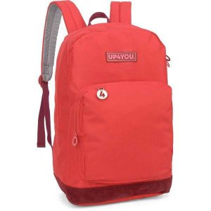 Mochila Escolar UP4YOU GD 1Bolso Vermelha