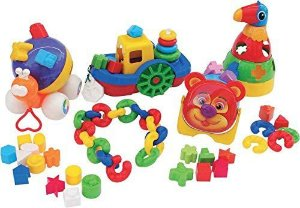 Kit Baby Didáticos com de 66 peças