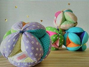 Bola Quebra-Cabeça Montessori