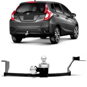 Engate de Reboque Honda  New Fit 2014 a 2017