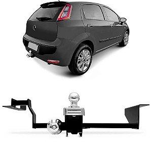 Engate de reboque Fiat Punto 2007 08 09 10 11 12 13 14 15 16