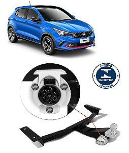 Engate de reboque Fiat Argo 2017 2018