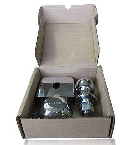 kit de reposição engate de reboque capa 95mm